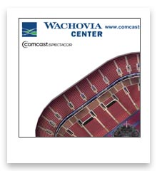 Wachovia Center